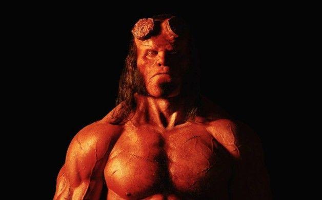 Primera imagen de David Harbour como Hellboy (y fecha de estreno)