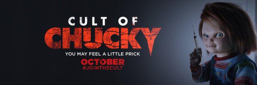 """""""Cult of Chucky"""": Motion posters de los personajes de la nueva entrega de la saga"""