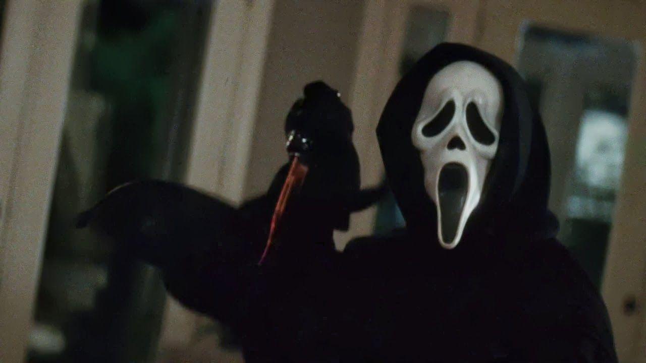 """""""Scream"""": Imagen del set de la 3ªT que confirma el regreso de la máscara original"""