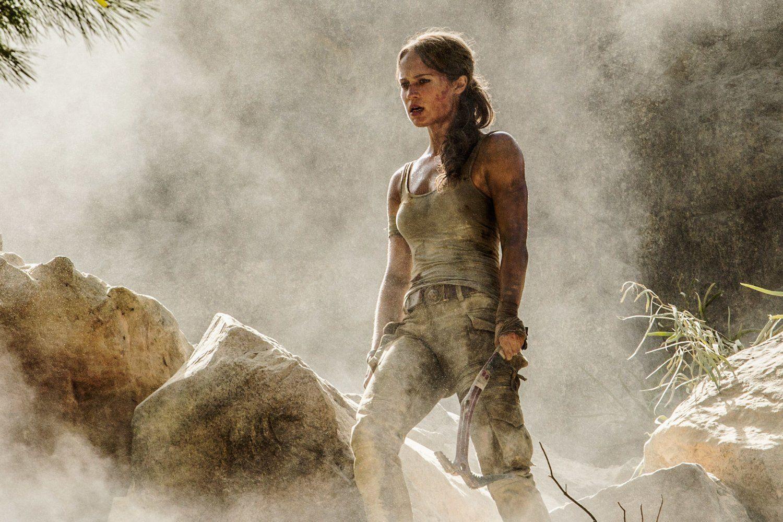 """""""Tomb Raider"""": Tráiler oficial de las nuevas aventuras de Lara Croft"""
