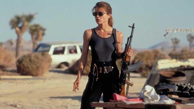 """Linda Hamilton regresará en la nueva entrega de """"Terminator"""""""