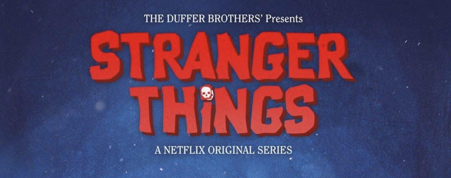"""""""Stranger Things"""": Es la hora del póster de la 2ªT con homenaje a """"Los Goonies"""""""