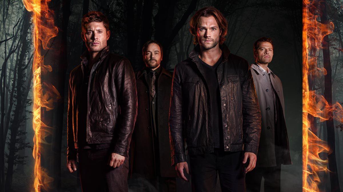 """""""Supernatural"""": Tráiler extendido de la 13ª Temporada de la serie"""