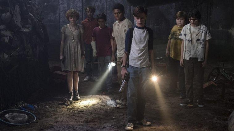 """""""IT"""" vuelve al primer puesto de la taquilla americana... ¡¡En su cuarta semana!!"""