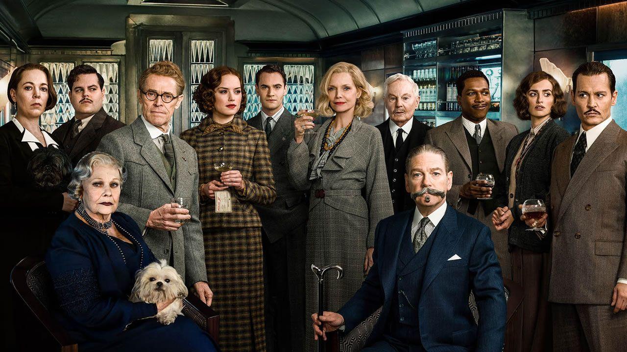 """""""Asesinato en el Orient Express"""": Nuevo tráiler en español de la película"""