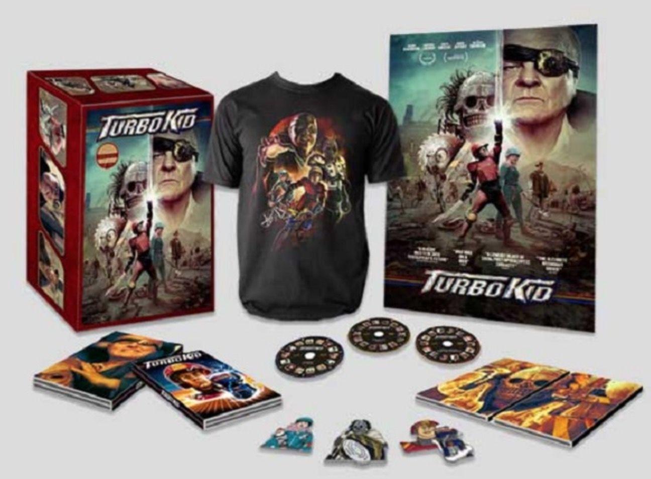 """""""Turbo Kid"""" tendrá una edición especial en USA por su segundo aniversario"""