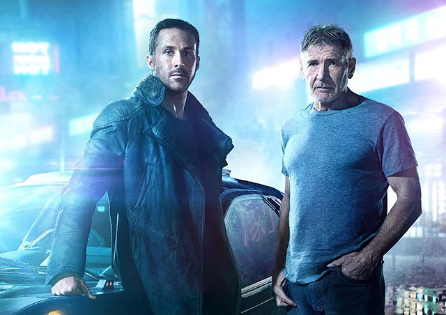 """Blade Runner 2049"": Entrevistamos a Ryan Gosling y Harrison Ford"