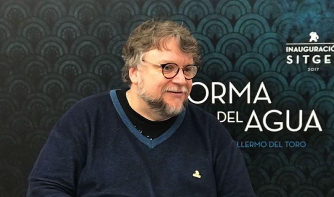 """""""La Forma del Agua"""": Entrevistamos a su director Guillermo del Toro"""