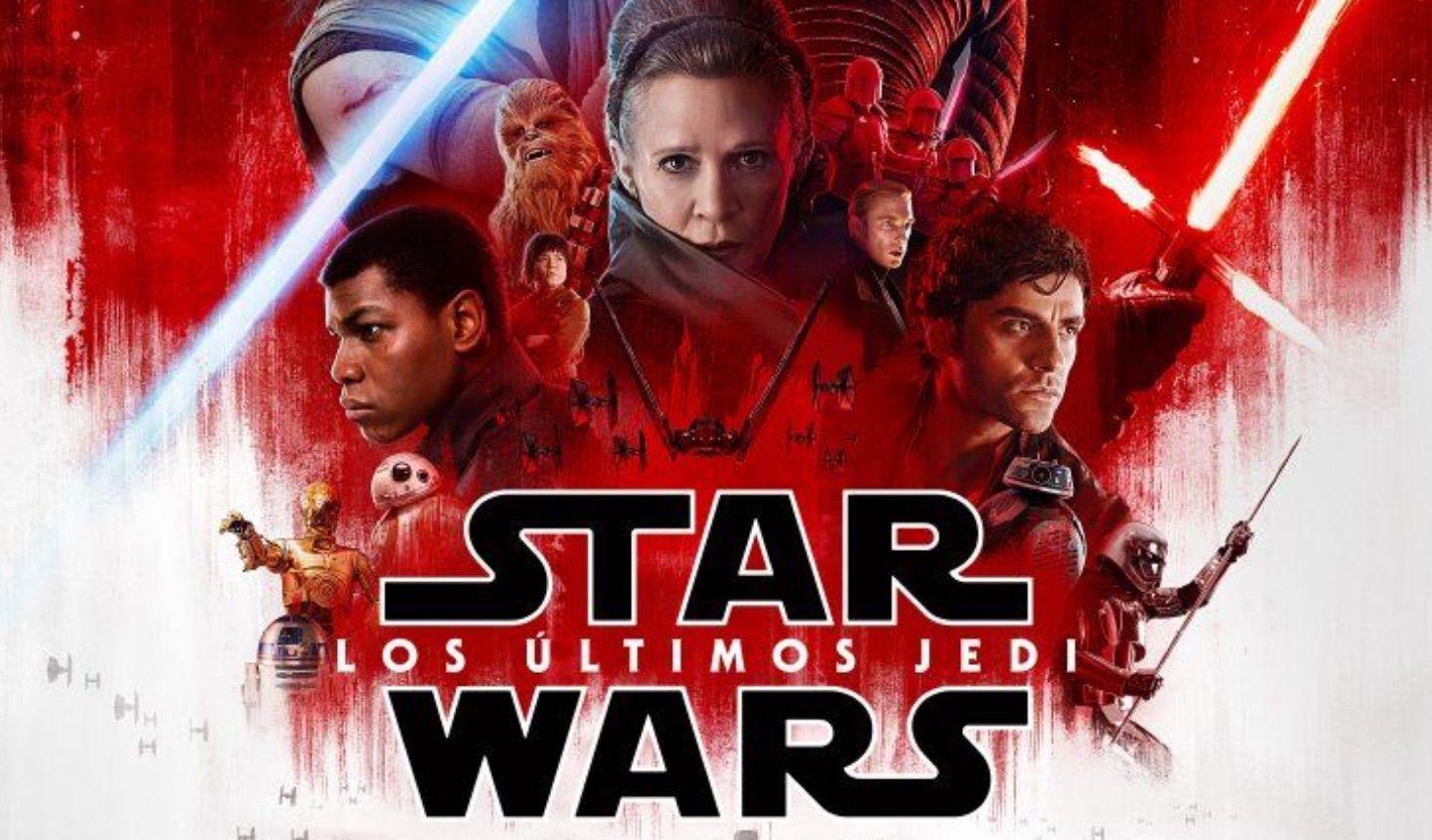 """""""Star Wars: Los Últimos Jedi"""": El nuevo tráiler en español de la película"""