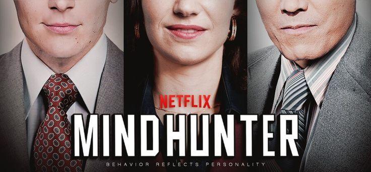 """""""Mindhunter"""": Nuevo tráiler de la serie de David Fincher que se estrena el viernes"""