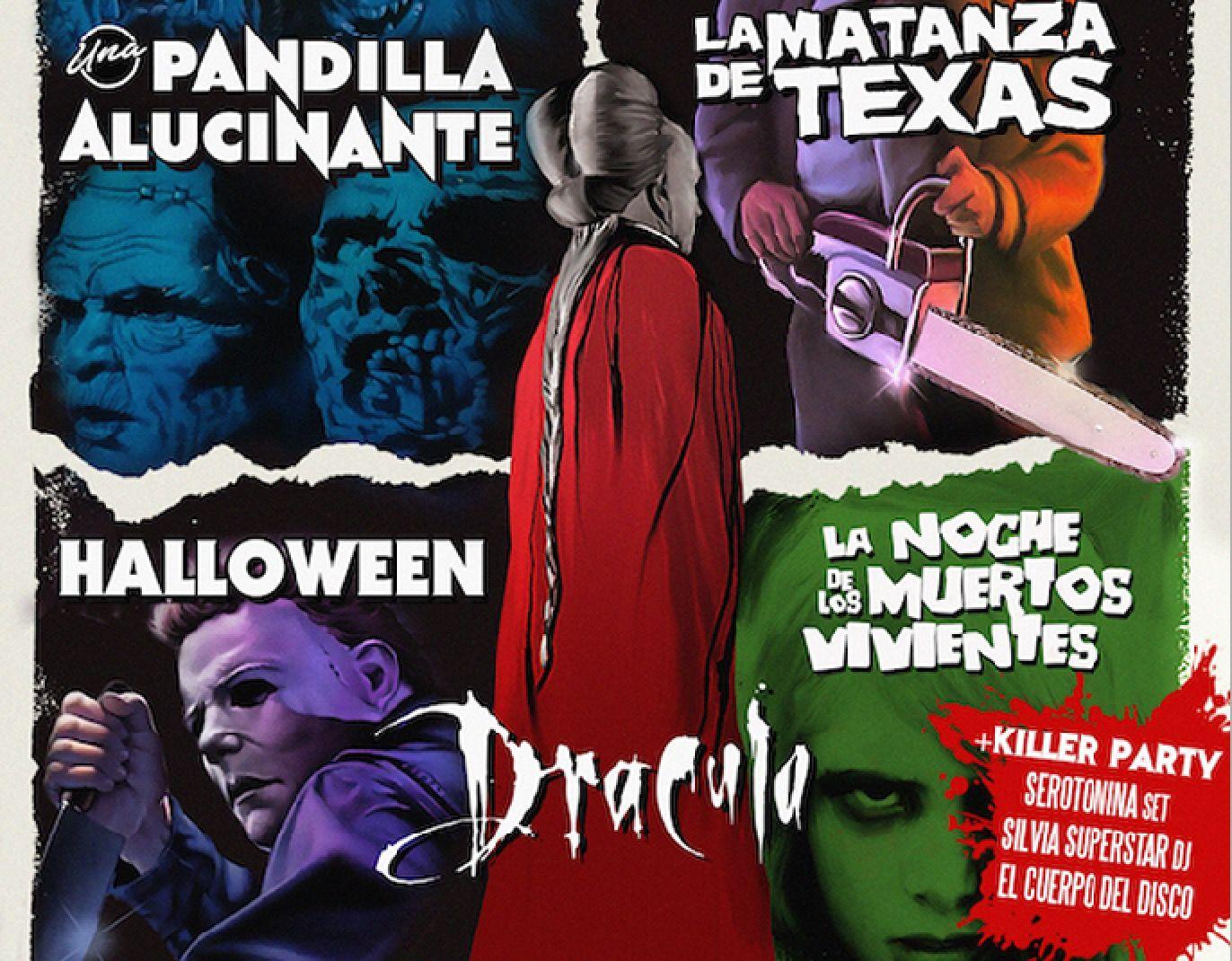 Madrid acogerá en Halloween un planazo para los fans del cine de terror