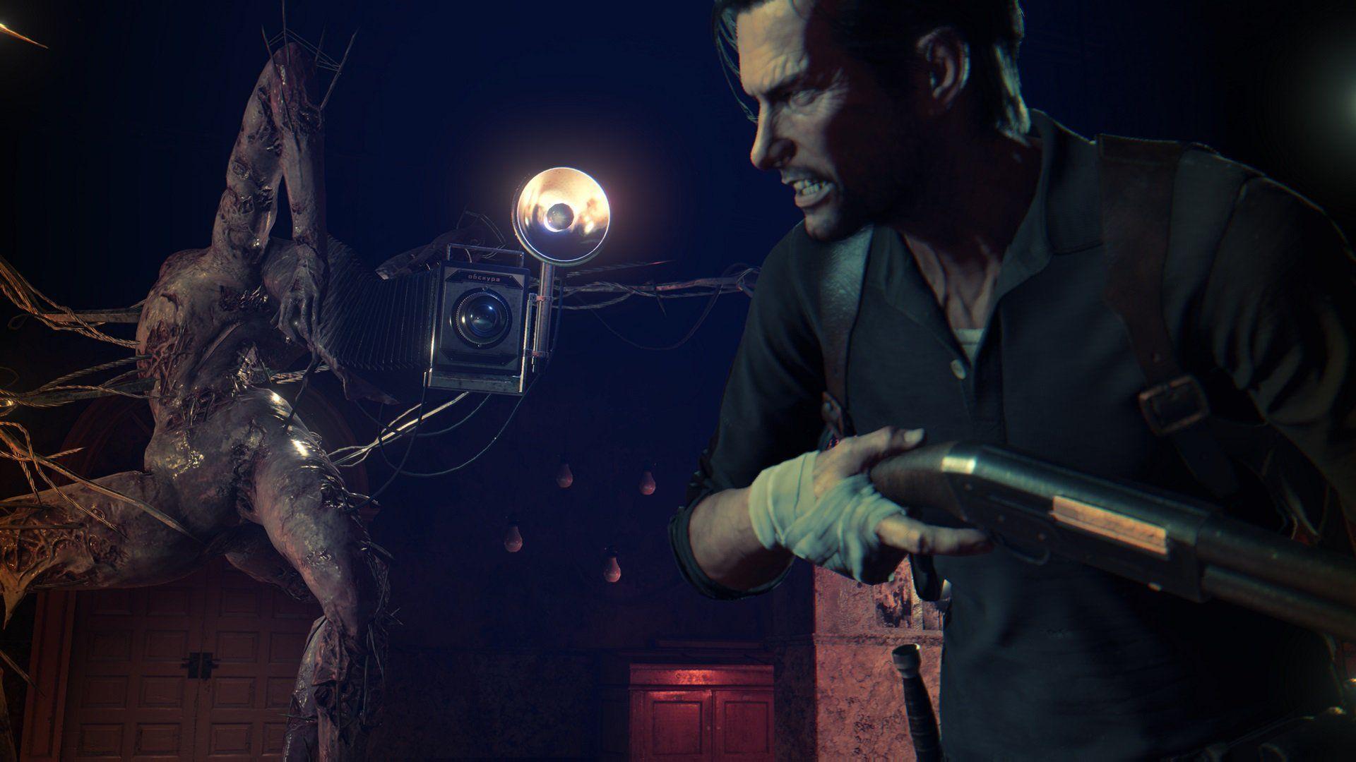 """""""The Evil Within 2"""": Tráiler de lanzamiento del juego... ¡Cuidado, que salpica!"""