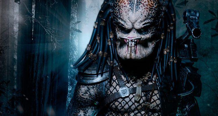 """""""The Predator"""": Nuevo póster oficial del regreso de la franquicia"""