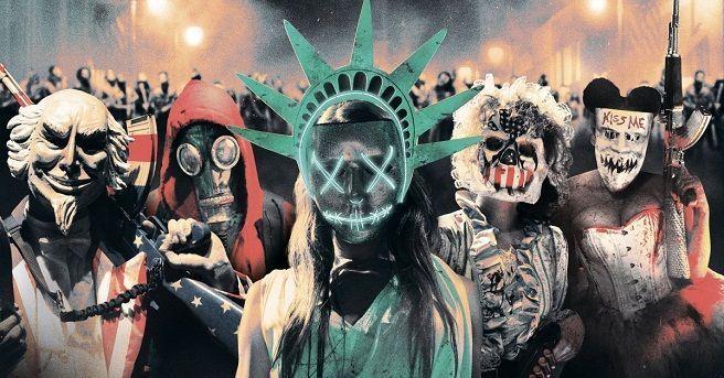 """""""The Purge"""": Jason Blum habla del spin-off televisivo de la franquicia"""
