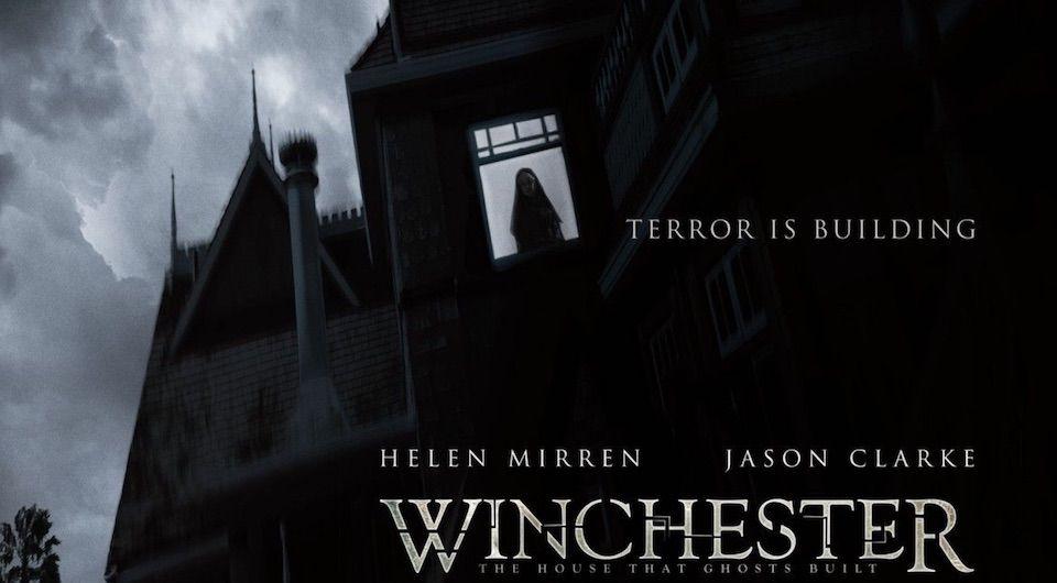 """""""Winchester"""": Póster oficial y nueva imagen del esperado título de los Spierig"""
