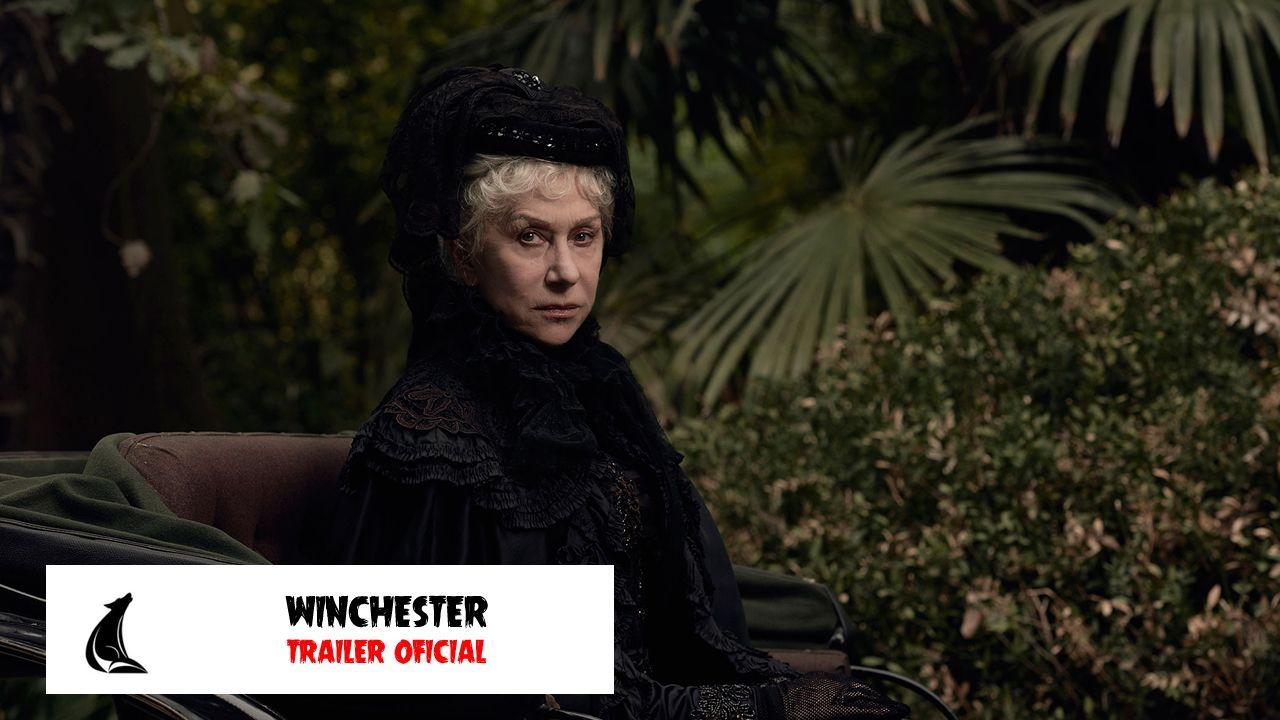 """""""Winchester"""": Primer título oficial de uno de los estrenos más esperados de 2018"""