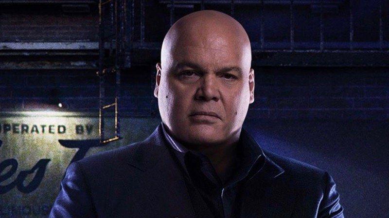 """""""Daredevil"""": Vincent D´Onofrio regresará como Kingpin en la 3ªT"""
