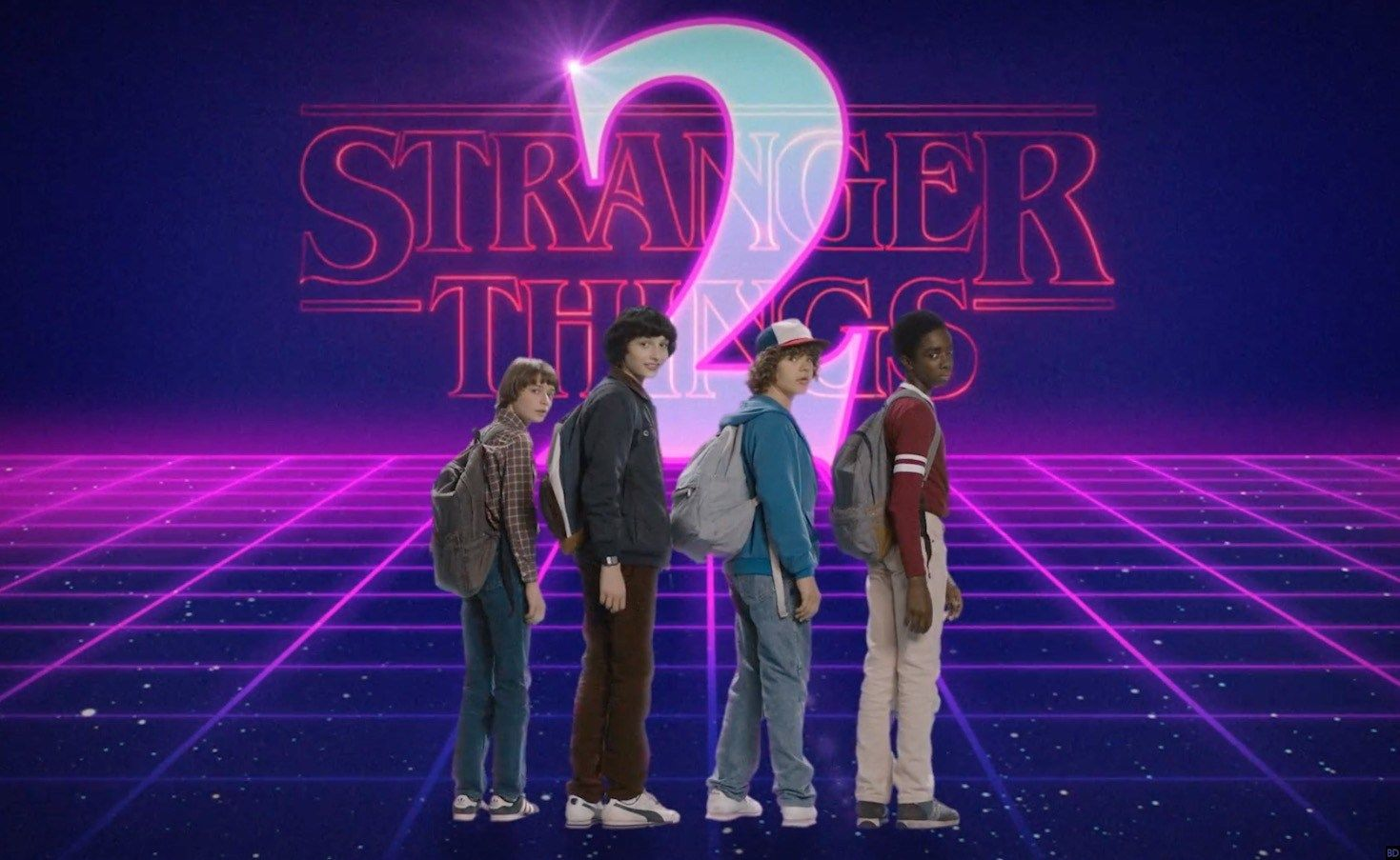 """Stranger Things"": Netflix crea un vídeo musical ochentero de la 2ªT"