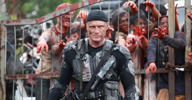"""""""Dead Trigger"""": Tráiler de la adaptación cinematográfica con Dolph Lundgren"""