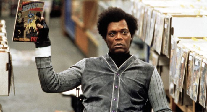 """""""GLASS"""": Primeras imágenes de Samuel L.Jackson en la secuela de """"El Protegido"""""""