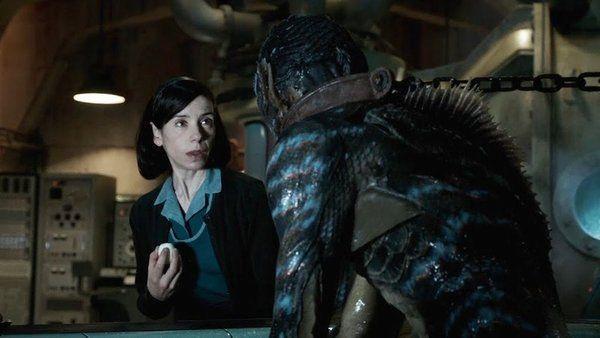 """""""La Forma del Agua"""": Tráiler final de la película de Guillermo del Toro"""