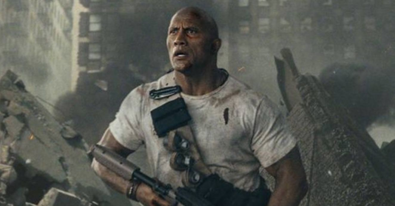 """""""Rampage"""": Tráiler español y póster de la adaptación del popular videojuego"""