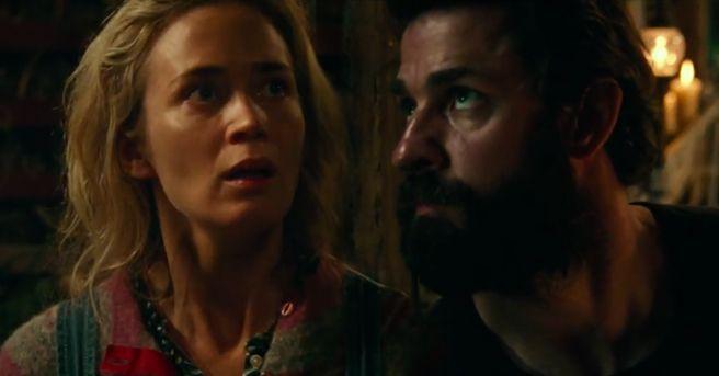 """""""Un Lugar Tranquilo"""": Primer tráiler en español de la película"""