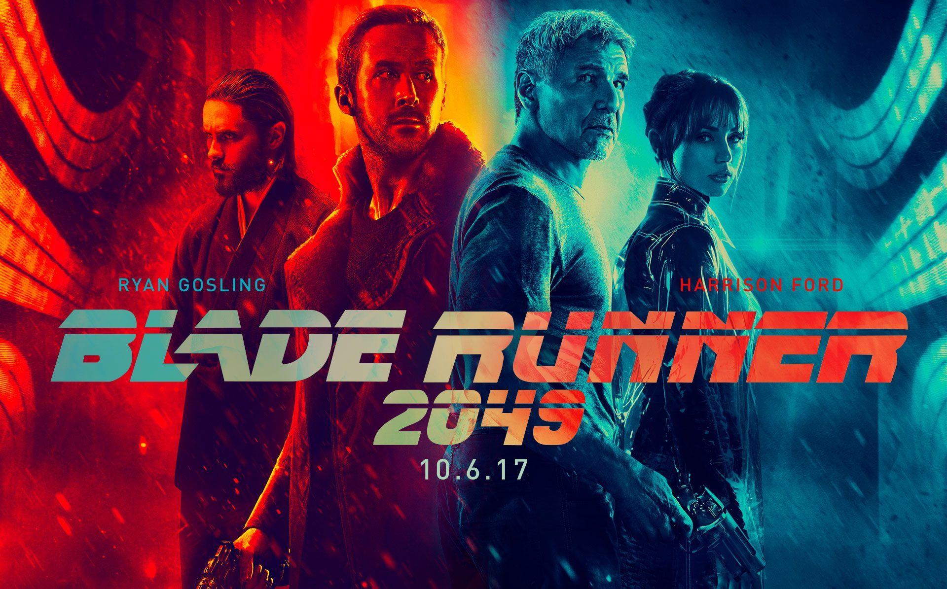 """""""Blade Runner 2049"""": Villeneuve opina sobre la floja taquilla de la película"""
