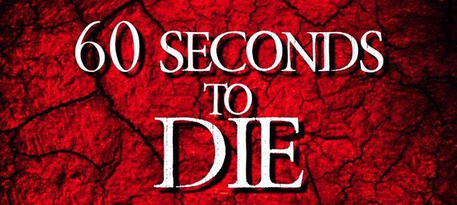 """""""60 Seconds To Die"""": Tráiler Oficial de la nueva antología de terror"""