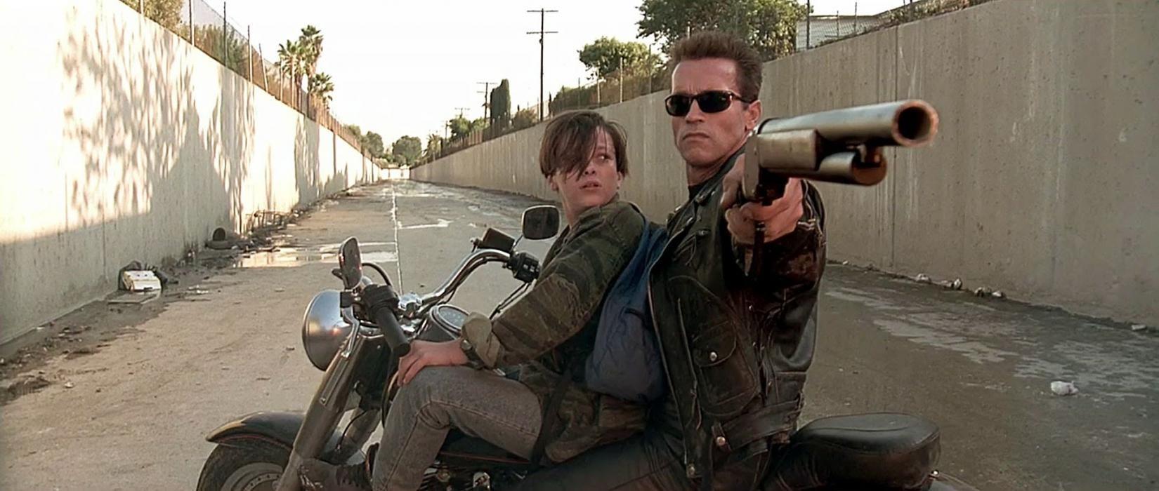 """""""Terminator 2: El Juicio Final 3D"""": Sorteamos 5 posters de la película"""