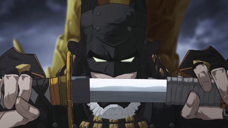 """""""Batman Ninja"""": Un par de trailers del esperadísimo título de animación"""
