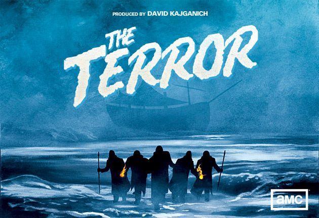 """""""The Terror"""": Tráiler y fecha de la adaptación televisiva de la novela de Dan Simmons"""