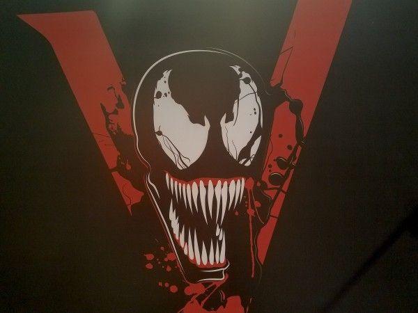 """""""Venom"""": Primera imagen promocional de la esperada adaptación cinematográfica"""