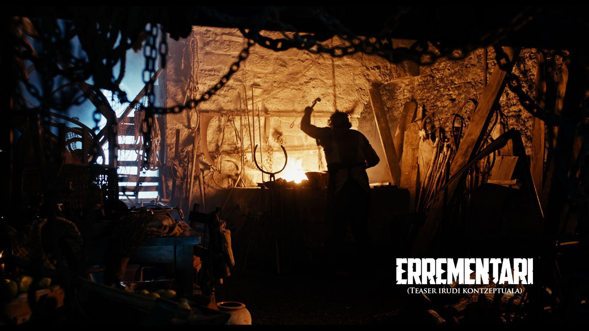 """""""Errementari: El Herrero y el Diablo"""" ya tiene fecha de estreno en cines"""