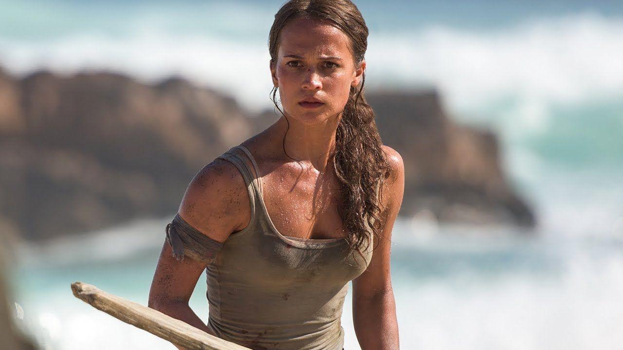 """""""Tomb Raider"""": Nuevo póster oficial de la adaptación de la saga de videojuegos"""