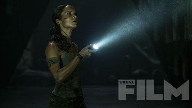 """""""Tomb Raider"""": Un trío de nuevas imágenes de la película"""