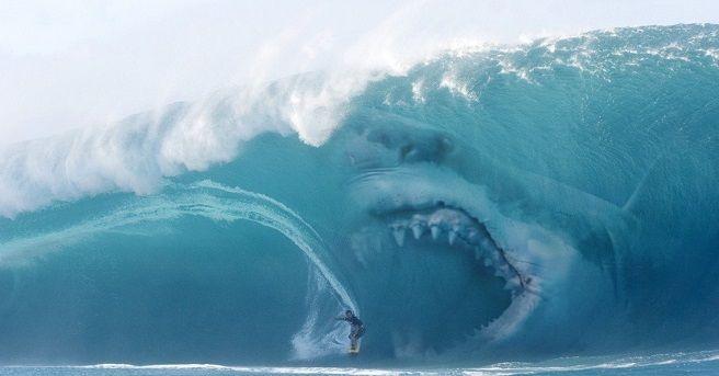 """The Meg"": Primera imagen oficial de Jason Statham en la película"