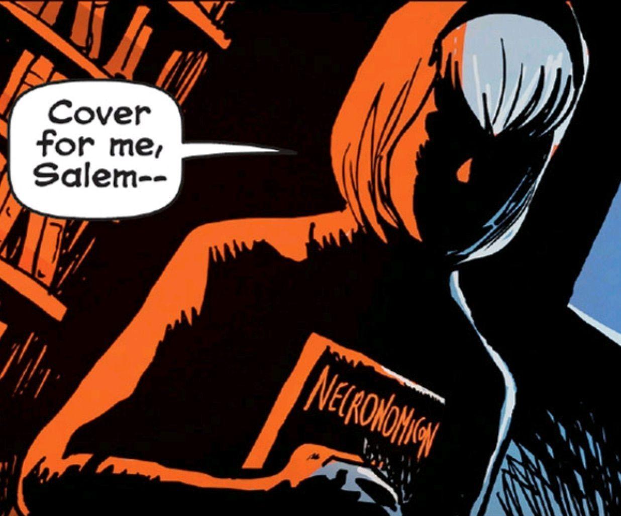"""Sabrina"": Primera imagen conceptual del reboot ""oscuro"" de la serie"