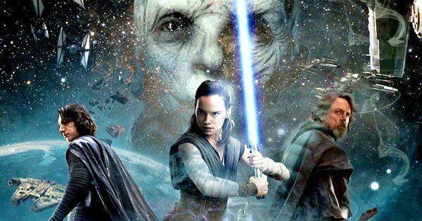 """Taquilla USA: """"Los Últimos Jedi"""" se mantiene en el primer puesto"""