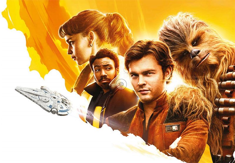 """""""Solo: Una Historia de Star Wars"""": Primera imagen promocional"""