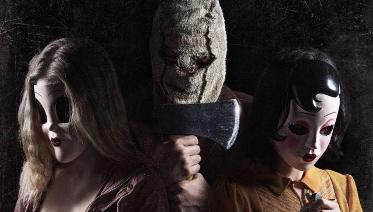 """""""Los Extraños 2"""": Christina Hendricks en la nueva imagen de la película"""