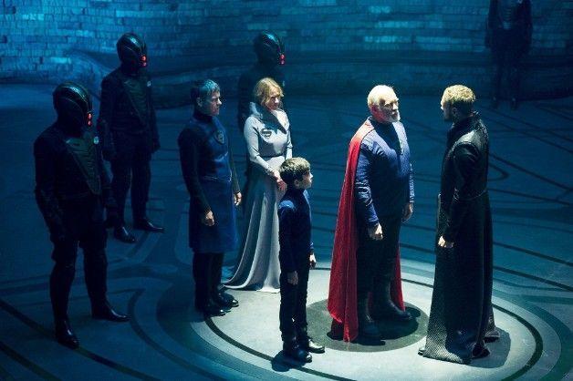"""""""Krypton"""": Fecha de estreno de la serie y un trío de nuevas imágenes"""