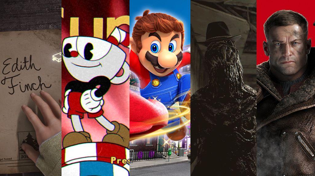 Especial: Los 10 Mejores Videojuegos del año para nuestra redacción