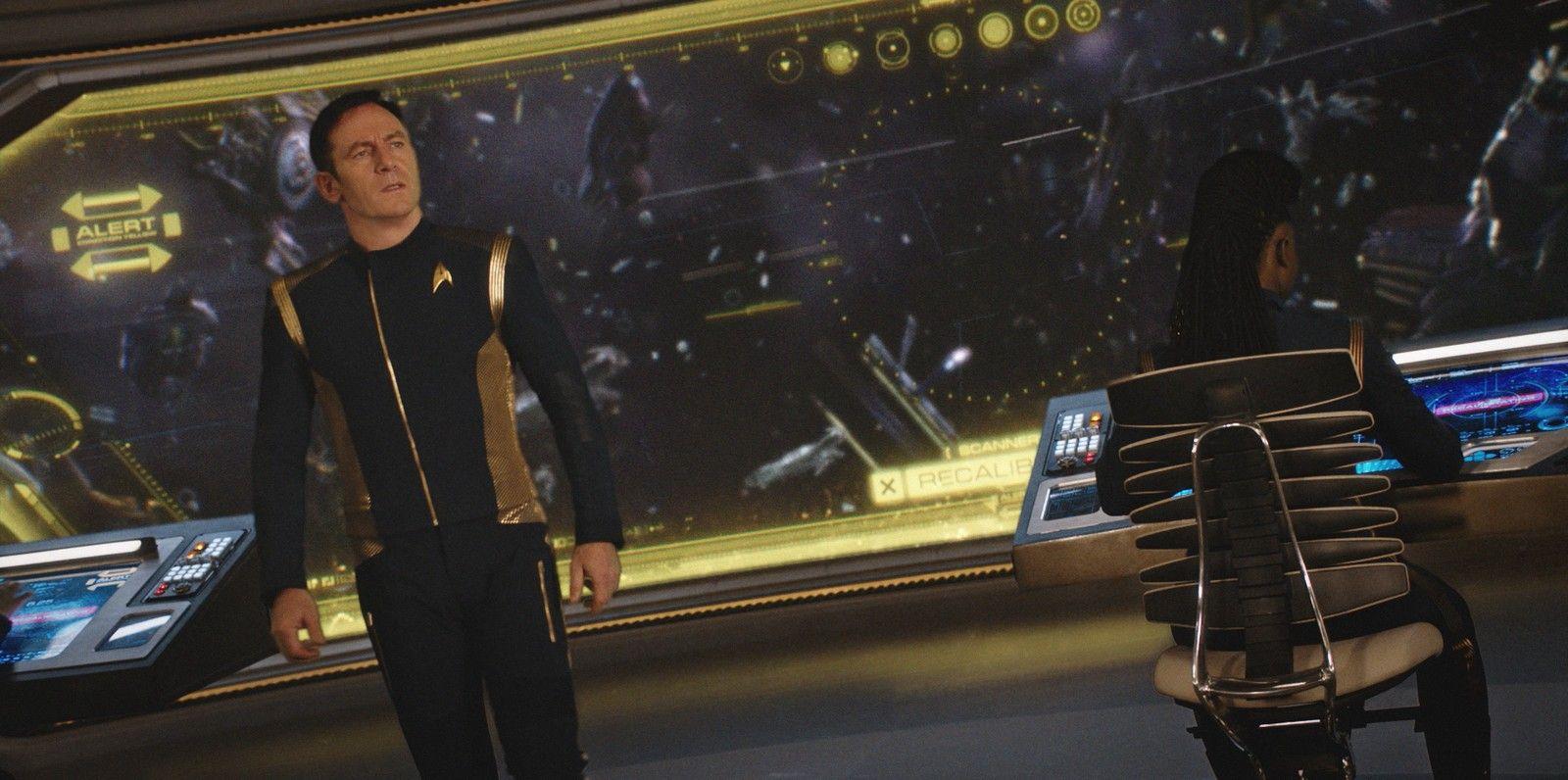 """Star Trek Discovery"" regresa hoy lunes a Netflix con nuevos episodios"