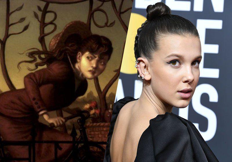Millie Bobby Brown será Enola Holmes, la hermana de Sherlock Holmes