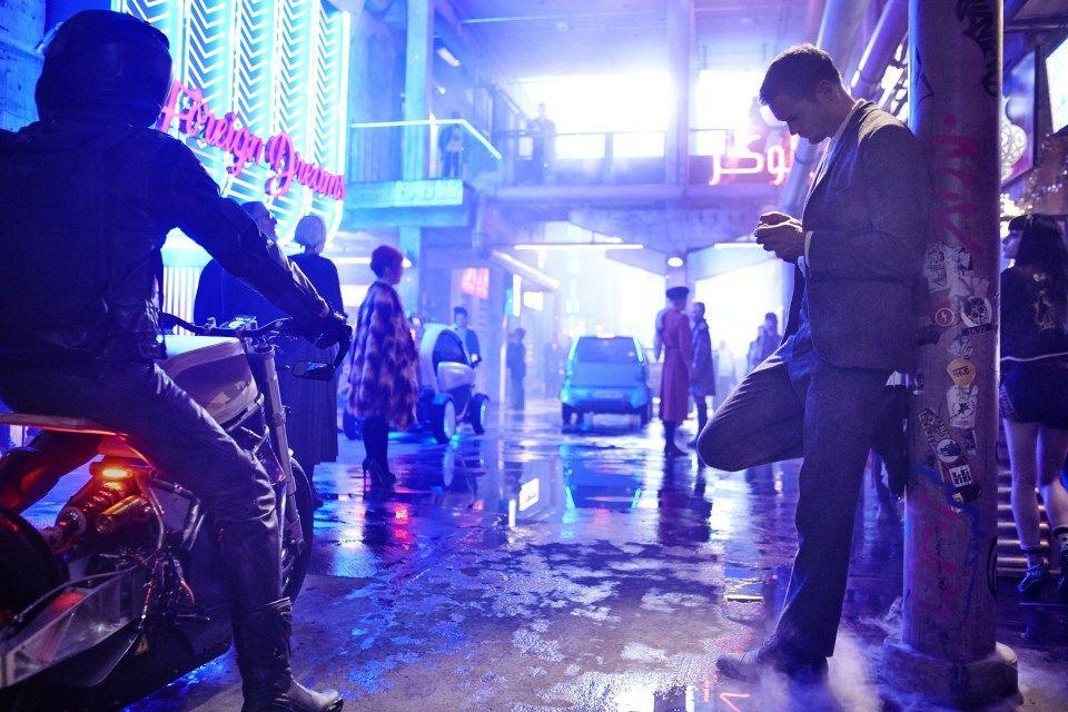 """Netflix estrenará en febrero """"Mute"""", el título scifi de Duncan Jones"""