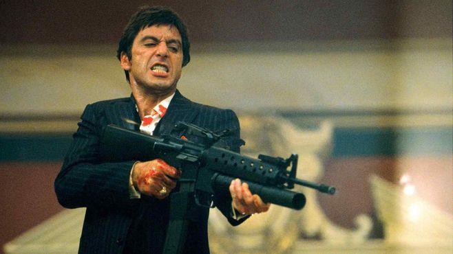 Quentin Tarantino quiere que Al Pacino esté en su nueva película