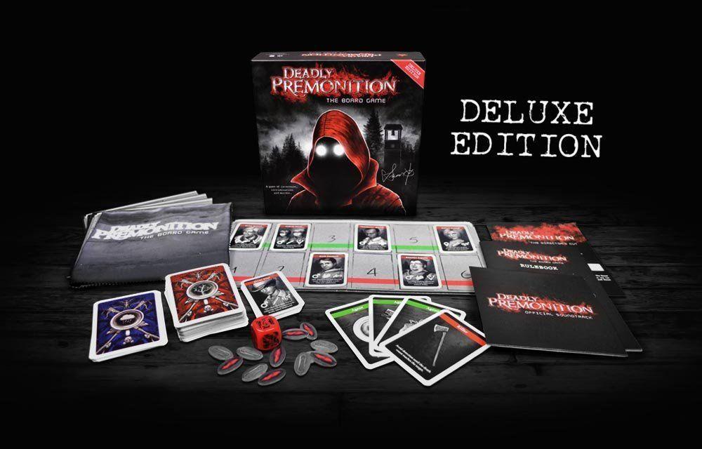 """""""Deadly Premonition"""": El juego de mesa se pondrá a la venta este mes"""