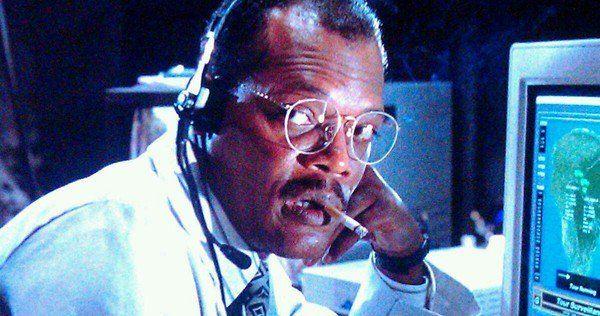"""""""Jurassic Park"""": ¿Por qué no vimos en pantalla la muerte de Samuel L.Jackson?"""