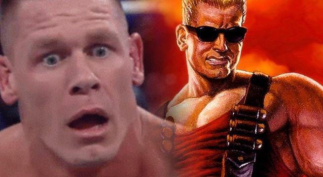 """""""Duke Nukem"""": John Cena podría protagonizar la adaptación del videojuego"""